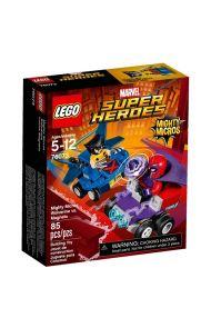 Lego Mighty Micros: Wolverine mot Magneto 76073