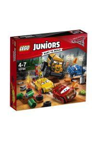 Lego Crazy 8-Løp I Thunder Hollow 10744