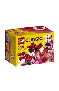 Lego Rød Kreativitetsboks 10707