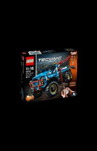 Lego Robust Tauebil Med 6-Hjulsdrift 42070