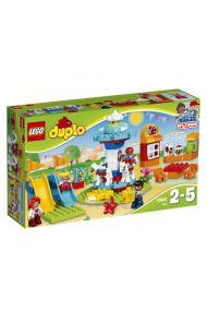 Lego Familietivoli 10841