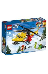Lego Ambulansehelikopter 60179