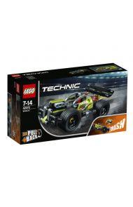 Lego Kræsj 42072