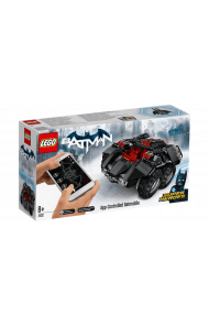 Lego App-Styrt Batmobil 76112