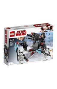 Lego Conf Battle Pack Ep8 White Planet Troopers 75