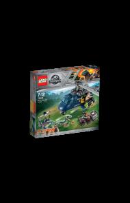 Lego Blås Helikopterjakt 75928