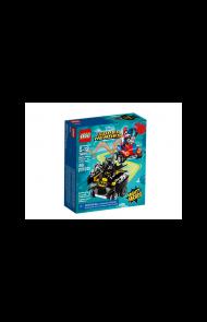 Lego Mighty Micros Batman Mot Harley Quinn 76092