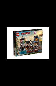 Lego Ninjago Byhavn 70657