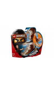 Lego Dragemester Cole 70645