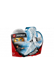 Lego Dragemester Zane 70648