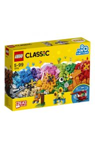 Lego Klosser Og Tannhjul 10712