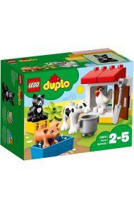 Lego Gårdsdyr 10870