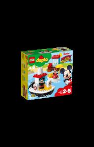 Lego Mikkes Båt  10881