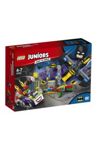 Lego Jokeren Angriper Batcave 10753