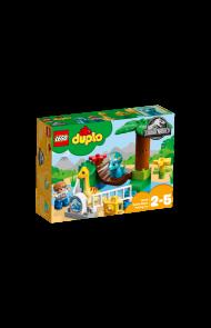 Lego Besøksgård Med Store Dyr 10879