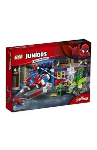Lego Spiderman Mot Scorpion 10754