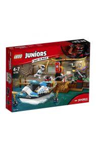 Lego Ninjaen Zanes Ville Båtjakt 10755