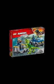 Lego Raptorens Redningsbil 10757