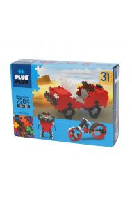 Leke Plus Plus Mini Basic 220 PCs. 3In1