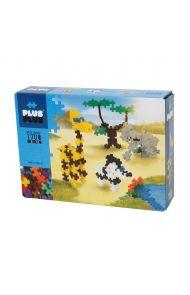 Leke Plus Plus Mini Basic 170 PCs. Animals