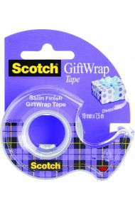 Tape Scotch Gift Wrap 19mmx16,5m
