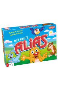 SPILL MITT FØRSTE ALIAS