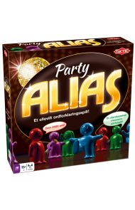 Spill Alias Party Ny