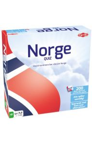 SPILL NORGE QUIZ