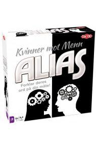 Spill Alias Kvinner Mot Menn