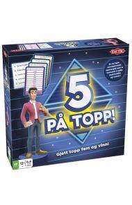 Spill 5 På Topp