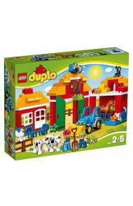 Lego Stor bondegård 10525