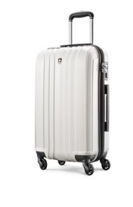 Koffert Swissmobility  Håndbagasje White