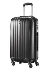 Koffert Swissmobility  Stor Black