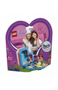 Lego Olivias Sommerhjerteboks 41387