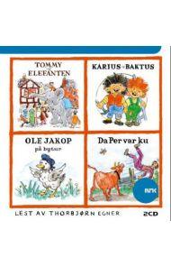 Tommy og Elefanten/ Karius og Baktus / Ole Jakob p