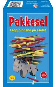 Spill Pakkesel
