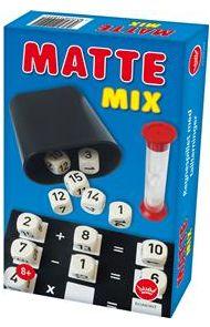 Spill Mattemix