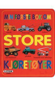 Min første bok om kjøretøyer, pekebok
