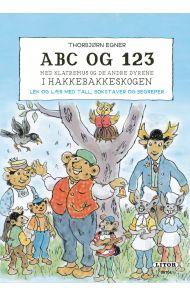 Lek og lær, ABC og 123 i Hakkebakkeskogen
