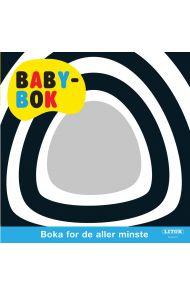 Babybok: Boka for de aller minste lekebok med speil