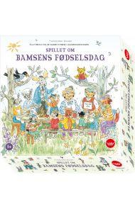 SPILLET OM BAMSENS FØDSELSDAG