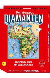 Spill Den Forsvunne Diamanten Reisespill