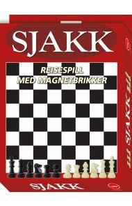 Sjakk , reisespill