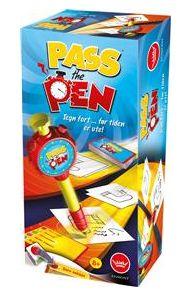 Spill Pass The Pen