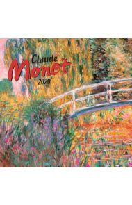 Kalender 2020 Baccara 18x18 Monet