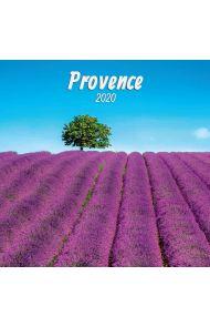 Kalender 2020 Baccara 18x18 Provence