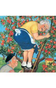 Kalender 2020 Baccara 30x30 Marit Walle