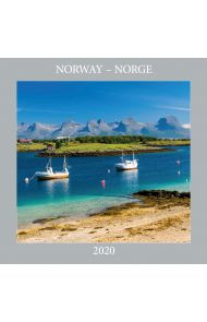 Kalender 2020 Baccara 30x30 Norge