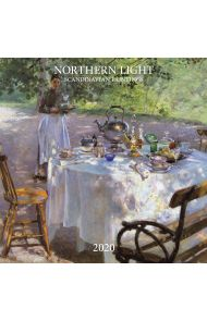 Kalender 2020 CA 30x30 Sc. P Northern Light