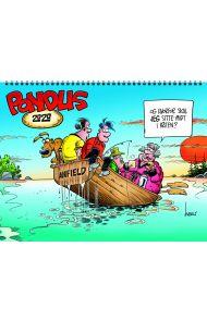 Pondus Veggkalender